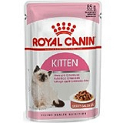 ROYAL CANIN 로얄캐닌 키튼 파우치 85g 습식사료
