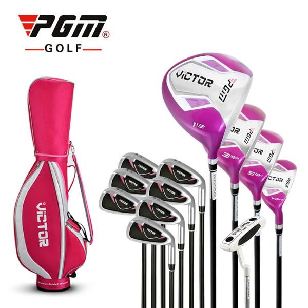 여성골프채 풀세트 - 엠파이어 PGM 골프클럽 풀세트 여성용 골프클럽세트, A)골프클럽풀세트WG여성용