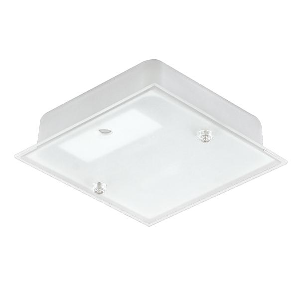 부경조명 LED직부등 LED센서등 모음 인테리어등, B-03. 동성 LED 무테 사각센서등 12W_주광색