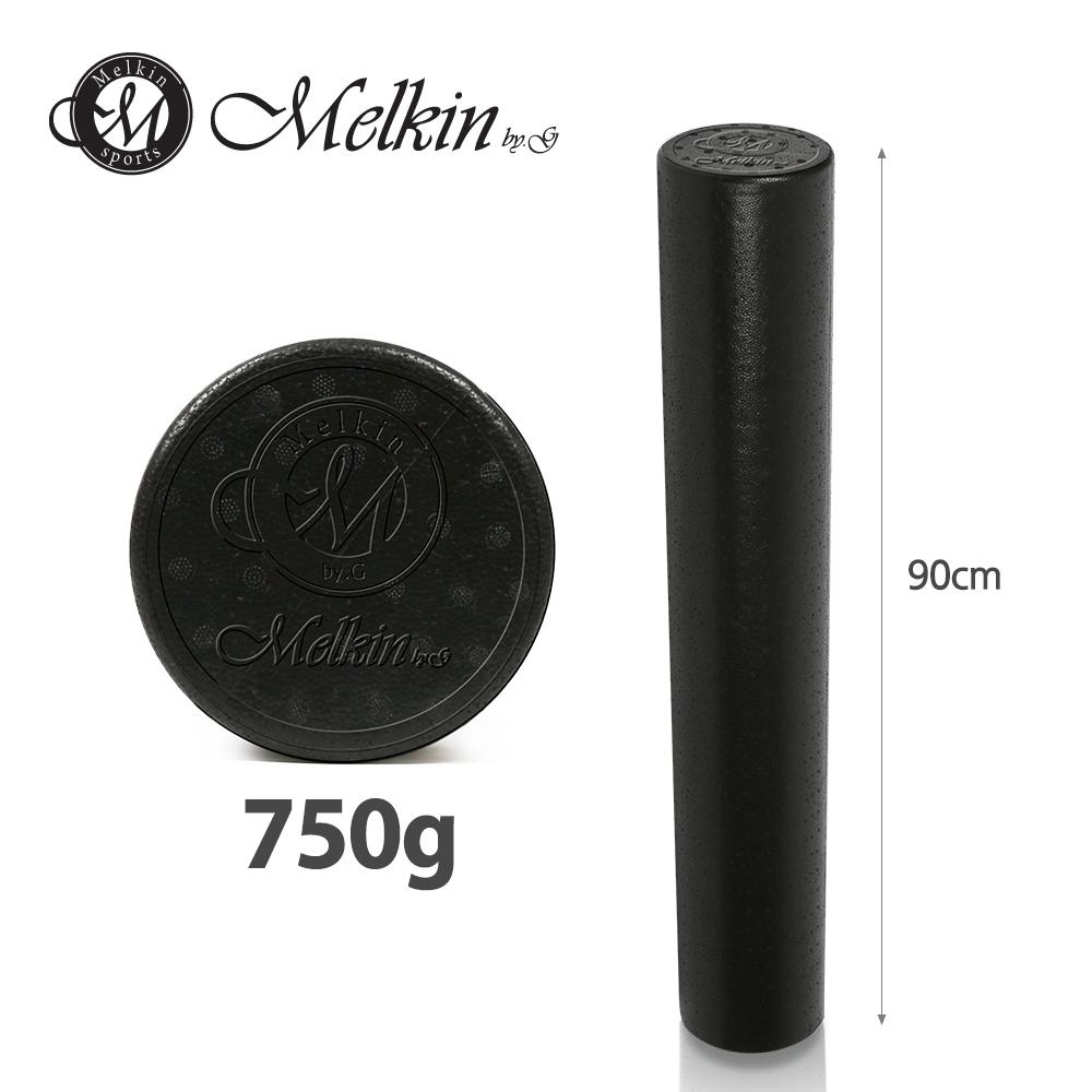 멜킨스포츠 EPP폼롤러 90cm 750g, EPP폼롤러_90cm_갤럭시블랙