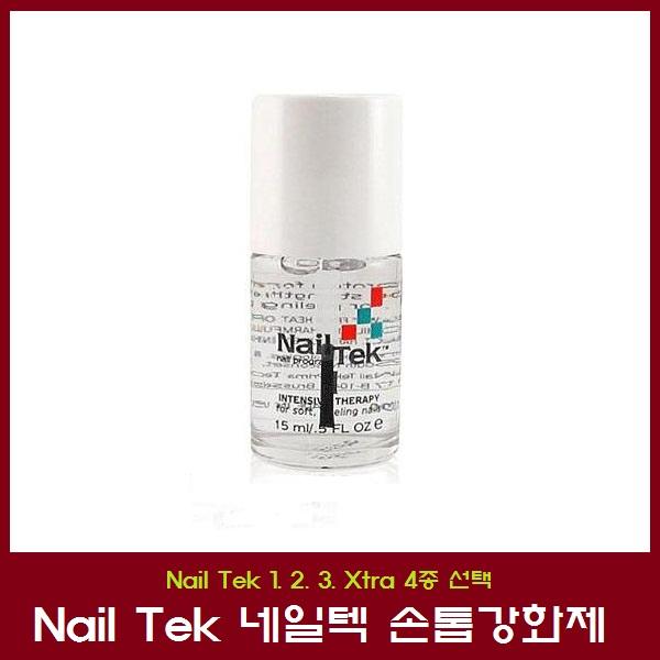 네일텍 Xtra 손톱영양제 강화 트리트먼트, 1개