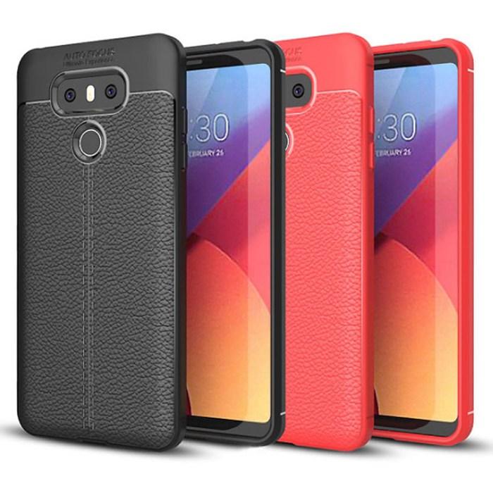 더조은셀러 엘지 V30 G6 Q6 젤리 케이스 (V300 G600 X600) 휴대폰