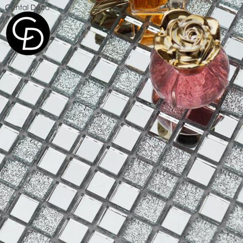 중앙데코 시트라인 벽 바닥타일 모자이크타일 모음전 (10장이상 사은품증정), 03-11 10mm 미니크렉은경, 1장