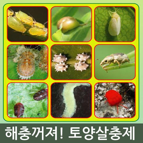 푸른텃밭세상 버그탄 2kg