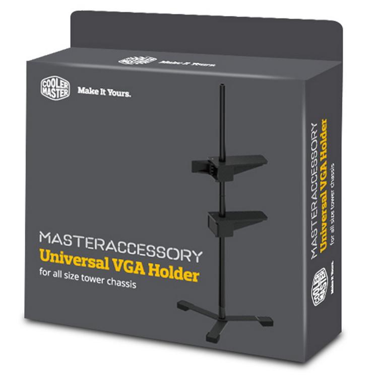 쿨러마스터/그래픽카드지지대/Universal VGA Holder, 단일상품