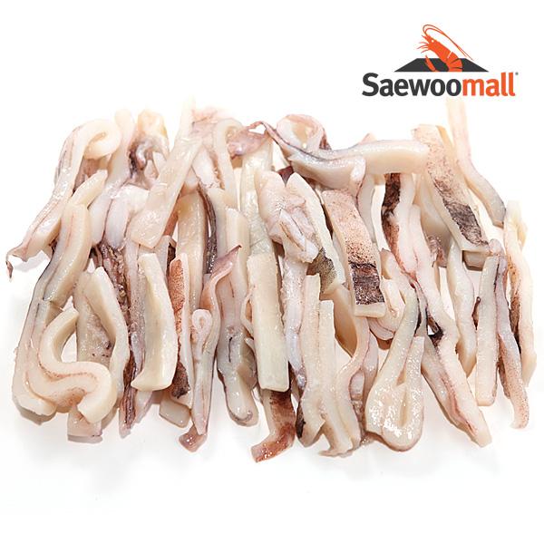 새우몰 오징어채 500g 진짜오징어를 약품처리없이 HACCP 국내생산, 1개