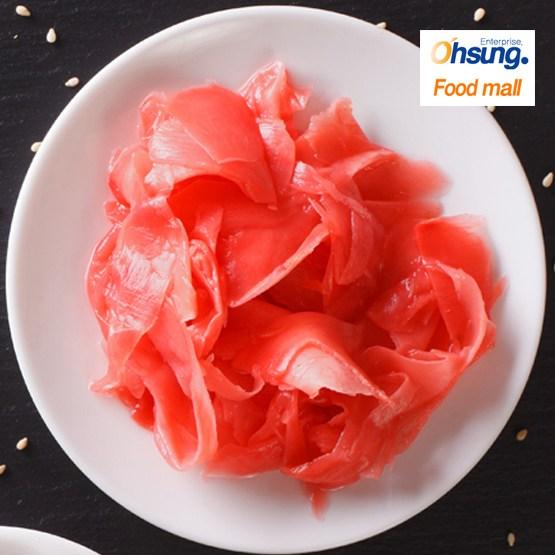 [오성식품] 적감초생강 1.3kg 도르리, 1개