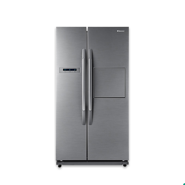 동부대우 클라쎄 718L 양문형 냉장고 FR-S722RRESK, 단품