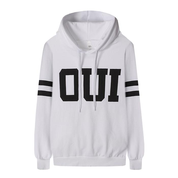 이삭 봄 가을 간절기 남녀공용 커플 남성 후드티셔츠 모자 VR-OUI 후드티