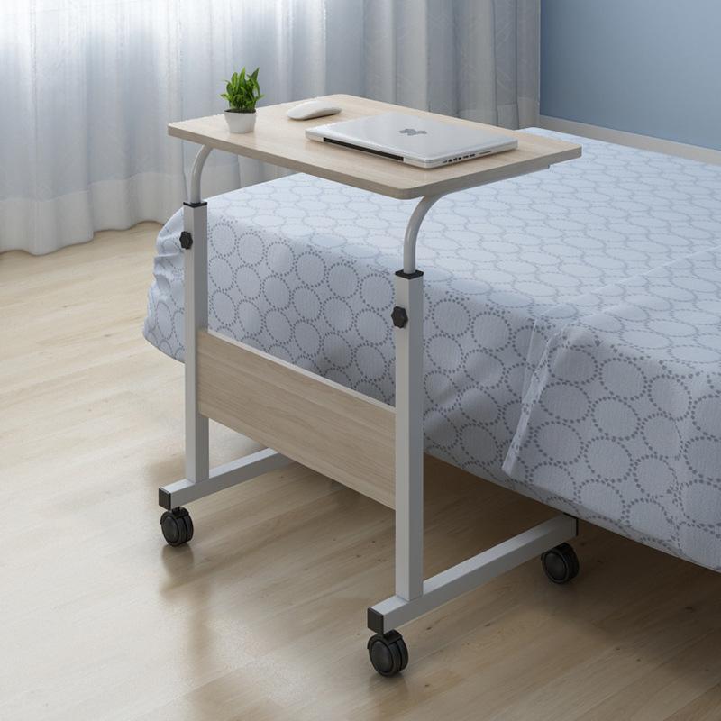 비에심플 이동식 심플 사이드테이블 사이드 테이블, 40x60 화이트메이플