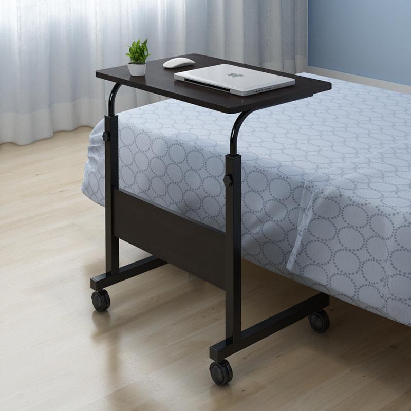 비에심플 이동식 심플 사이드테이블 사이드 테이블, 40x60 블랙월넛