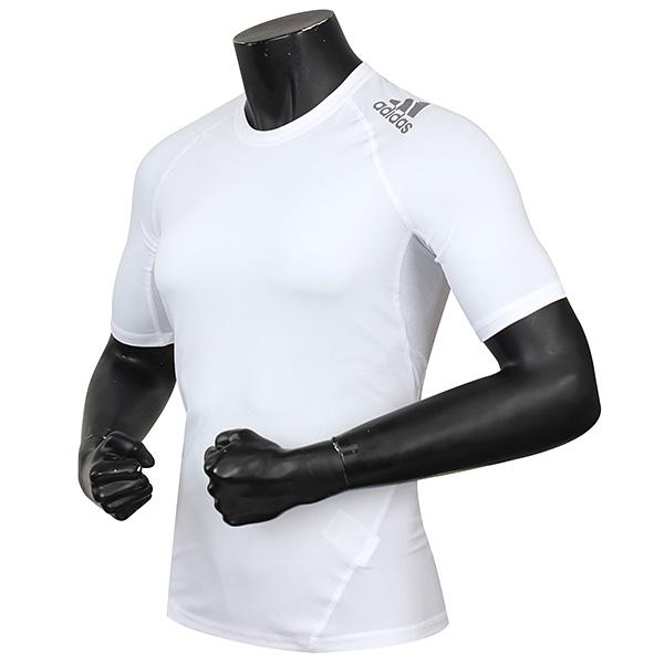 아디다스 CD7172 알파스킨스포츠 반팔 티셔츠 테크핏