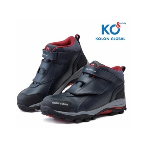 코오롱글로벌 밸크로타입 안전화 K-303