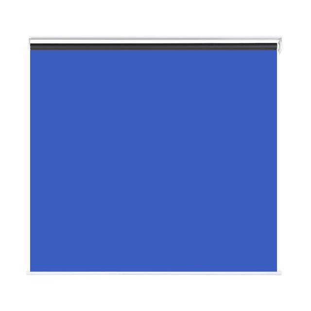 윤씨네 고정형 크로마키 블루 그린 배경지 배경시스템, 02) 크로마키 배경시스템 1800x1800 블루