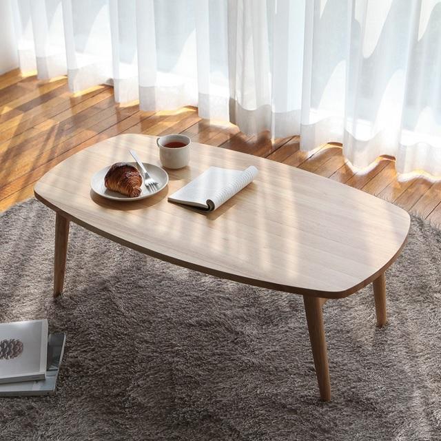 먼데이하우스 순수원목 테이블, B테이블 우드라지