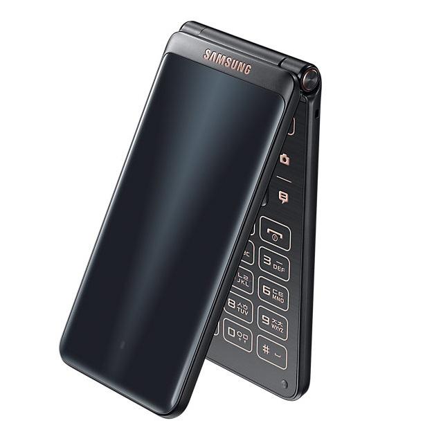 갤럭시 G160N 갤럭시폴더2 블랙 와인레드 가개통 새제품 미사용 폴더폰 효도폰, SM-G165N