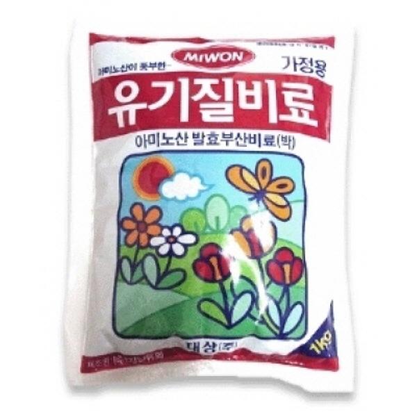 다농 강남유기질비료 -1kg