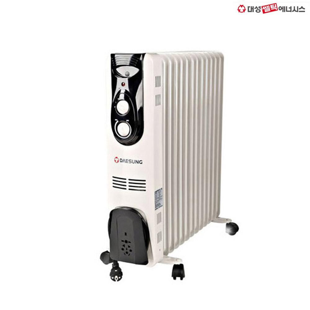 대성 전기라디에이터 13핀/전기방열기/라디에이타/히터, 단품