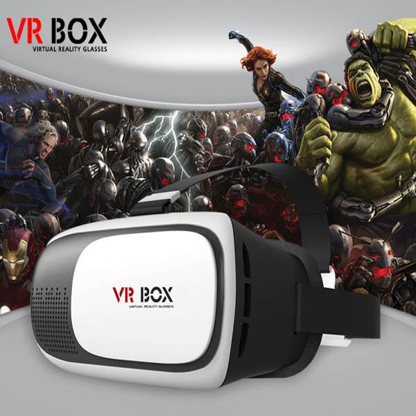비앤비 누구나 즐겁게 이용 가능한 가상현실 VRBOX일반, vr box -일반
