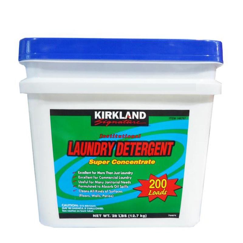 커클랜드 고농축 복합세탁 세제 12.7kg(200회분) 코스트코 세탁세제, 1개