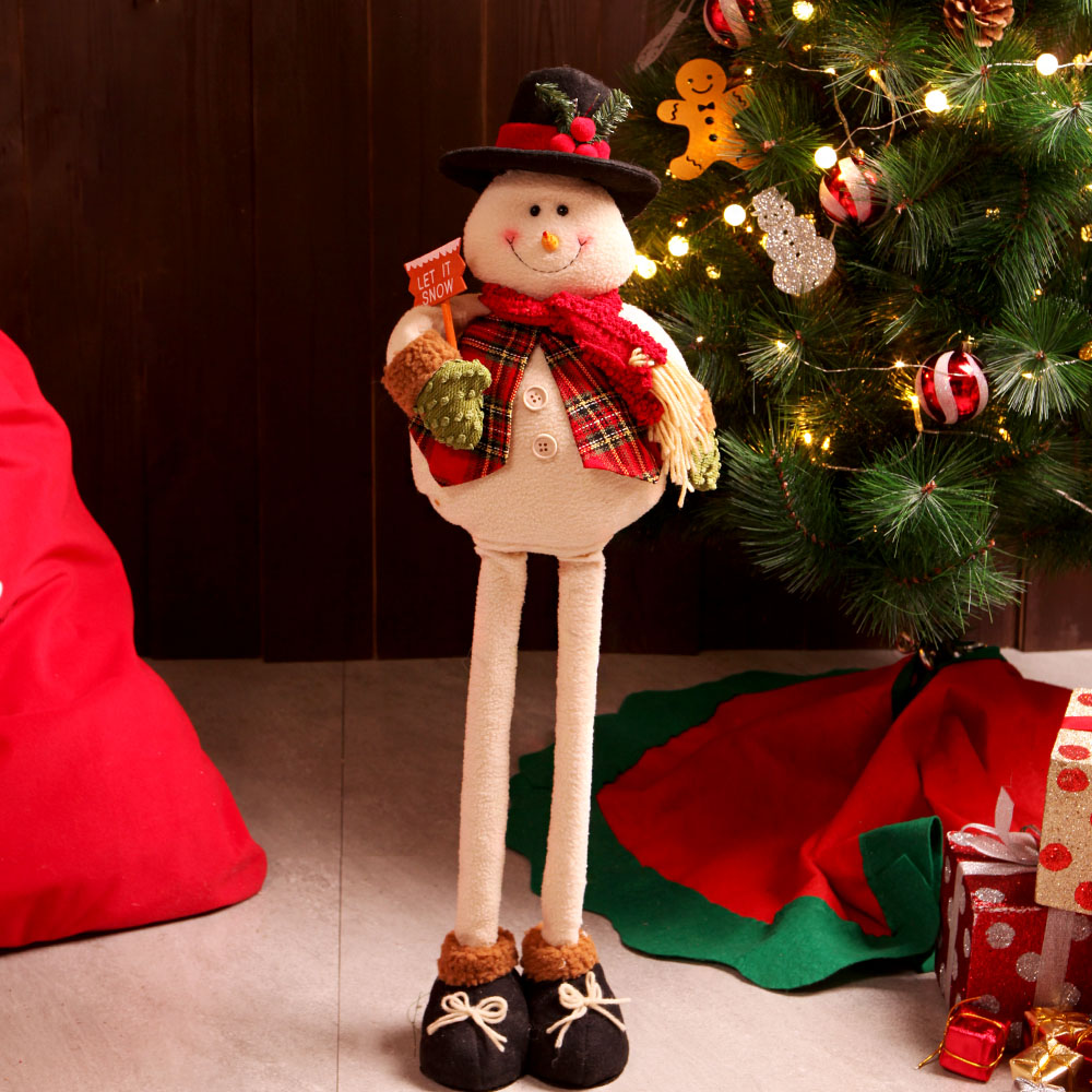 파티해 클래식 키다리 산타인형 50cm 눈사람