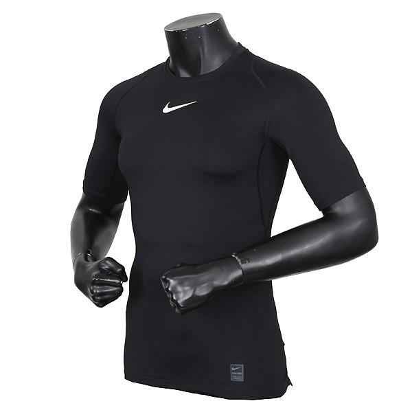 나이키 남성용 프로 컴프레션 탑 반팔 티셔츠 838092-010