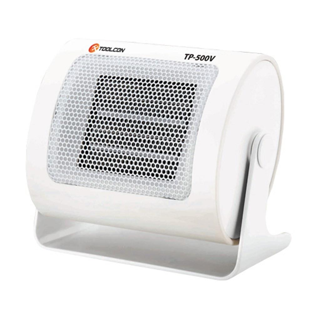 툴콘 TP-500V TP-500V PLUS 팬히터, TP-500V화이트