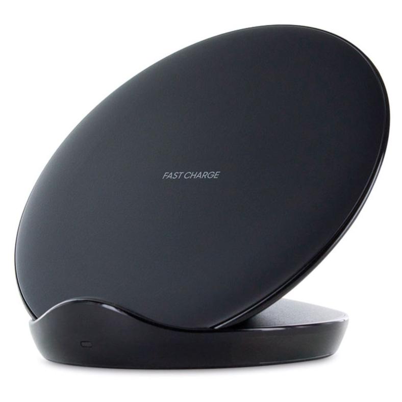삼성 갤럭시S9/플러스 급속 무선충전패드 EP-N5100 정품, 블랙