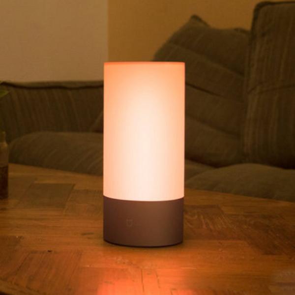 샤오미 yeelight이라이트 스마트램프 무드등 수면등, T01-100x100x221MM-C01-white{화이트}