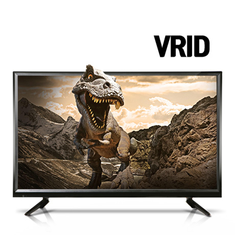 VRID 대한민국 LG A급정품패널 32인치 LED TV, 자가설치, 스탠드형