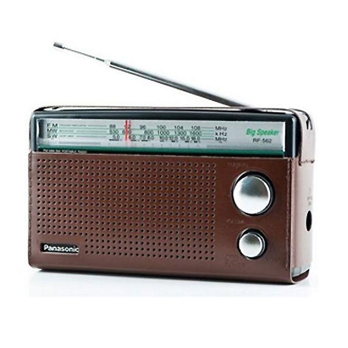 파나소닉 RF-562DD 라디오, RF-562DD라디오+어댑터