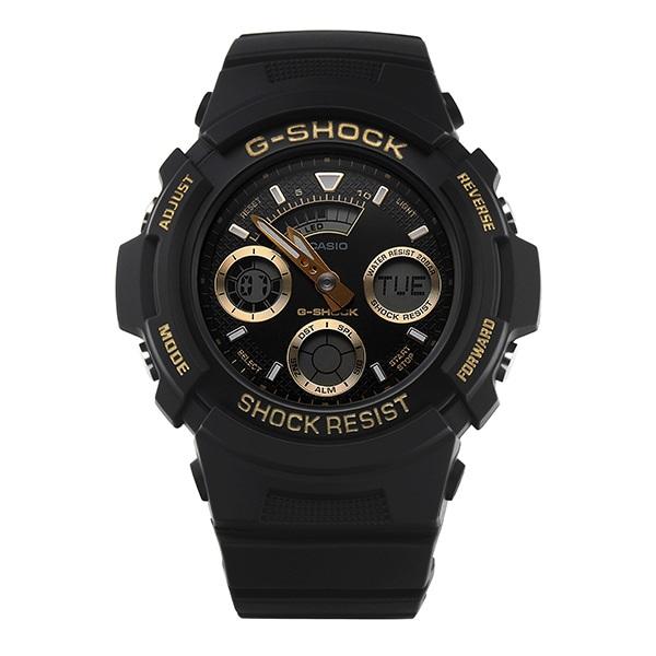지샥 G-SHOCK AW-591GBX-1A9 ANALOG DIGITAL 아날로그 디지털 남성 우레탄시계