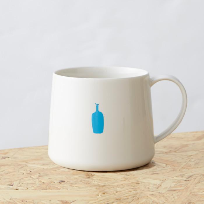 블루보틀 키요스미 머그컵, 화이트