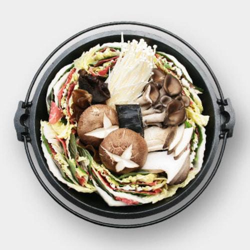 밀푀유나베라고해 쿠킹박스(2인분), 수량
