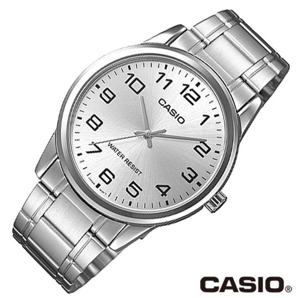 casio CASIO MTP-V001D-7B 남성 메탈 시계