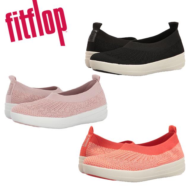 핏플랍 [Fitflop] Uberknit Slip-On Ballerina 여성단화