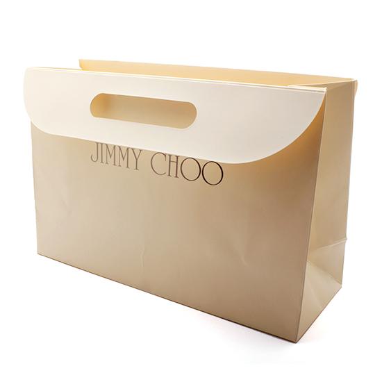 구찌 지미추 폴라로이드 정품 고급포장 선물용 종이쇼핑백, 쇼핑백_지미추손잡이형