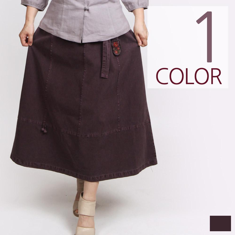 매듭우리옷 MF105_여성용_봄여름_면 20수 치마 생활한복(개량한복) (POP 88983290)