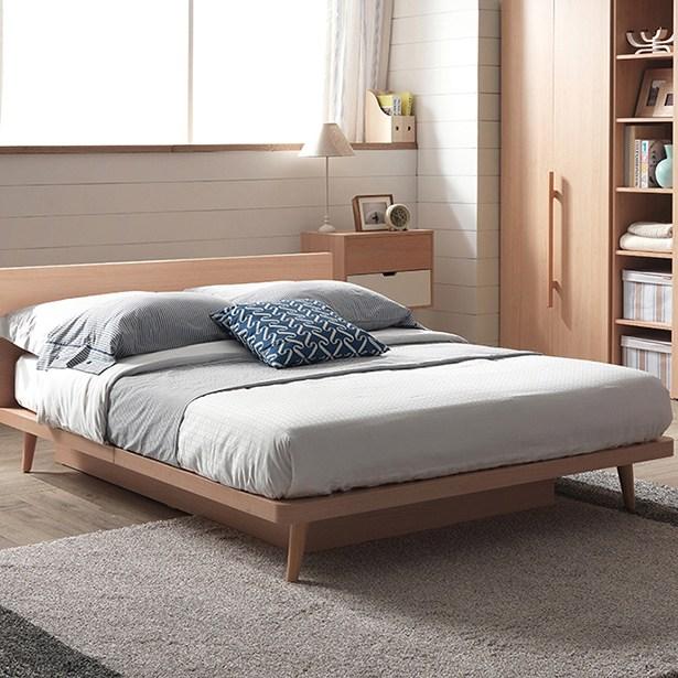 리바트온라인 토스트 네츄럴 퀸 침대(엔슬립 E5 Q), 단일상품