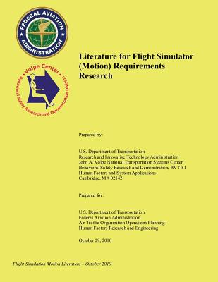 Literature for Flight Simulator (Motion) Requirements Research, Createspace