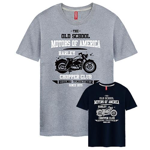 디에고 반팔티셔츠 20수 면티 남녀공용 S~4XL 바이크 반팔 티셔츠