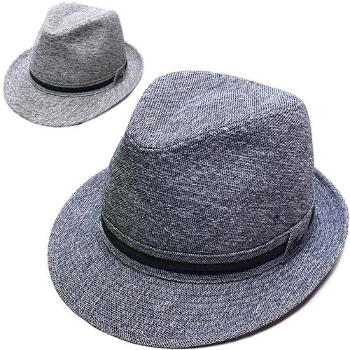 이럭셔리클럽 이니셜 중절모 페도라 여름모자 남녀공용-CAP180401