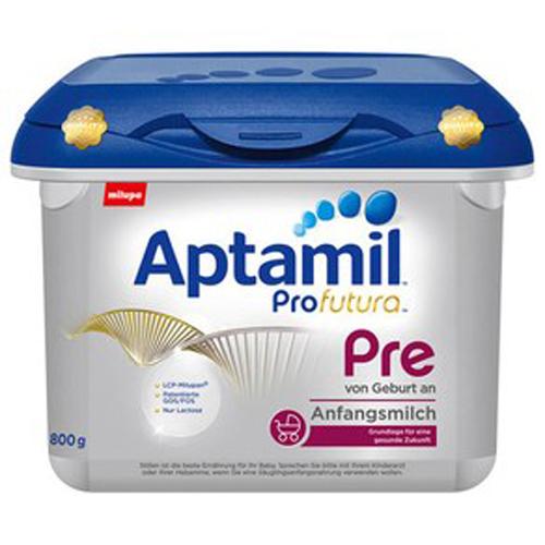 압타밀 프로푸트라 분유 Pre단계(0~6개월) 800g, 6통