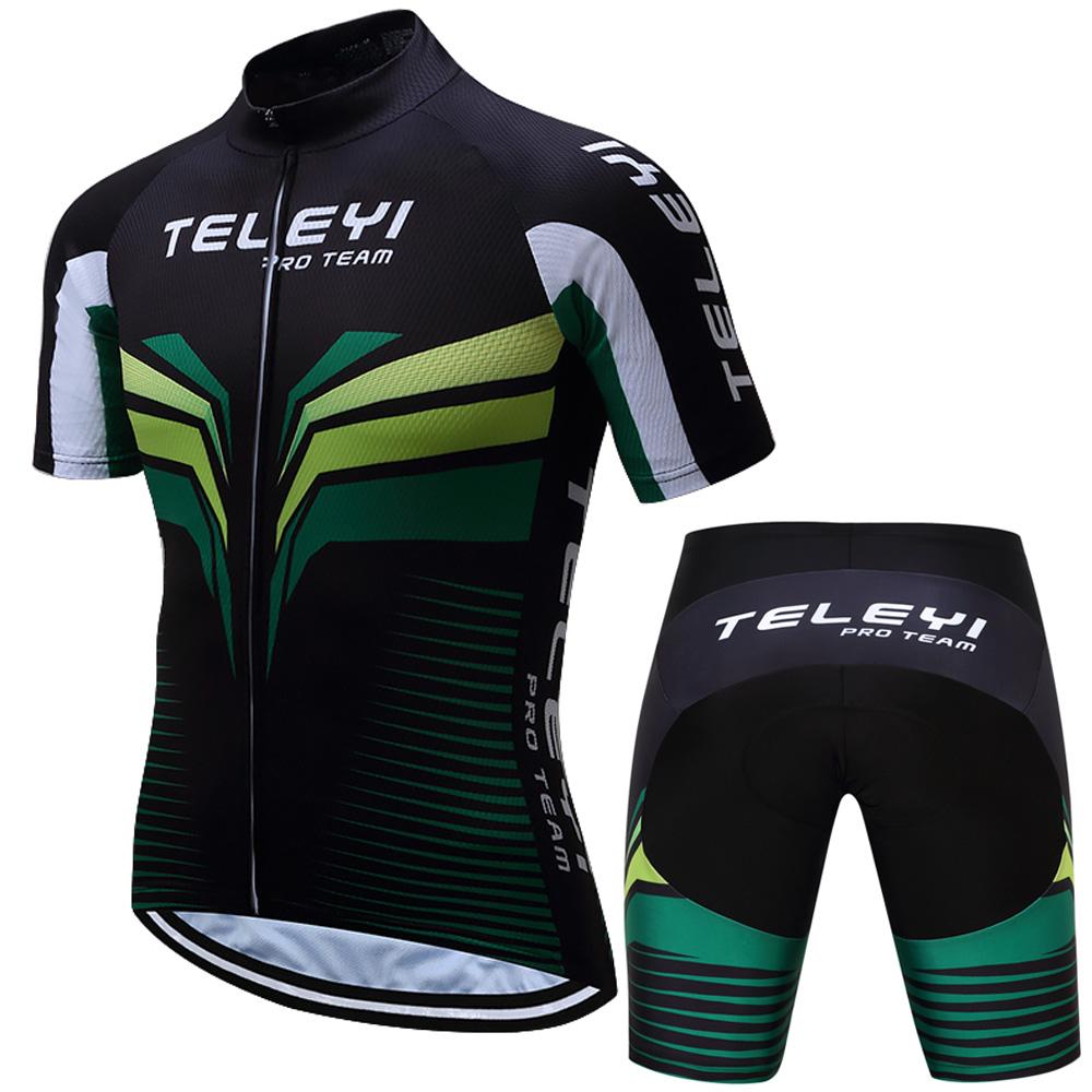 TELEYI 자전거의류 상하의SET TL-322