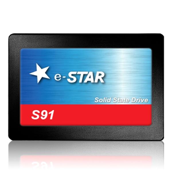 e-STAR Elite S91 256GB SSD