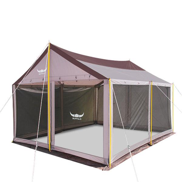 버팔로 뉴 렉타 타프스크린 텐트 타프하우스 일체형