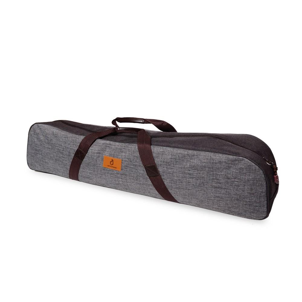 플러스유통 중형 캠핑 멀티 다용도 폴대 가방 케이스 써치백 용품