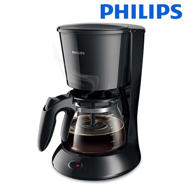 필립스 데일리 컬렉션 영구필터 커피메이커 HD7447 (블랙) 누수방지 기능, 필립스 데일리 컬렉션 커피메이커 HD7447(블랙)