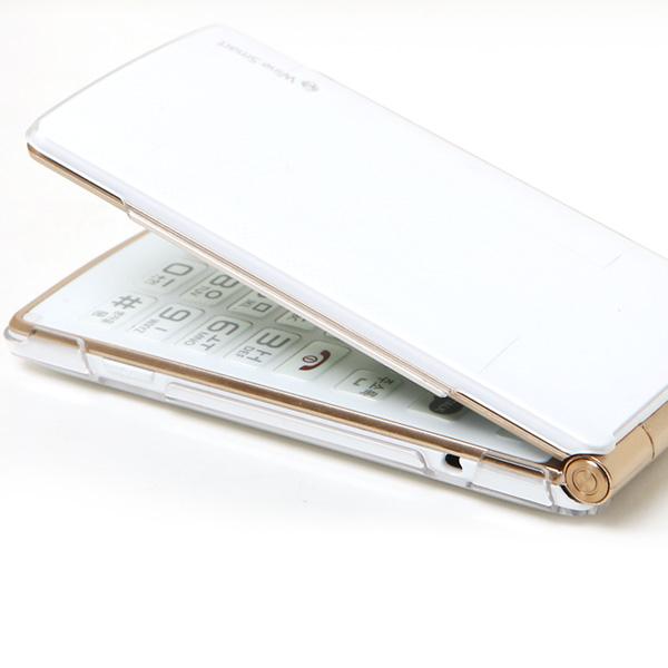 다린 LG 스마트폴더(LM-Y110) 투명 하드 케이스 폴더폰