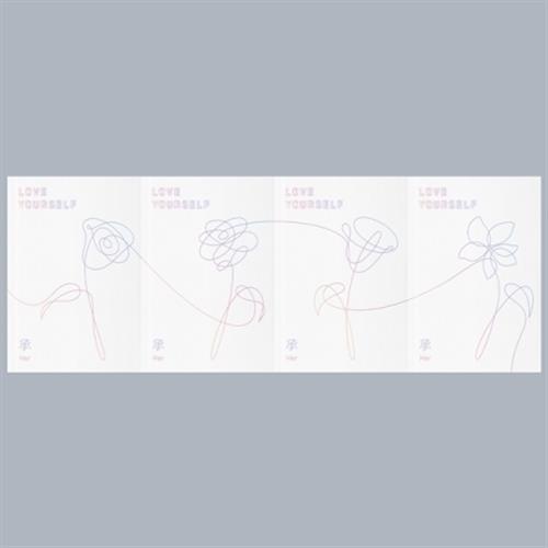 방탄소년단(BTS)- 5TH 미니앨범/LOVE YOURSELF 承 HER